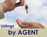Listings by Agent