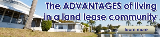 Advantages of living in a land lease community