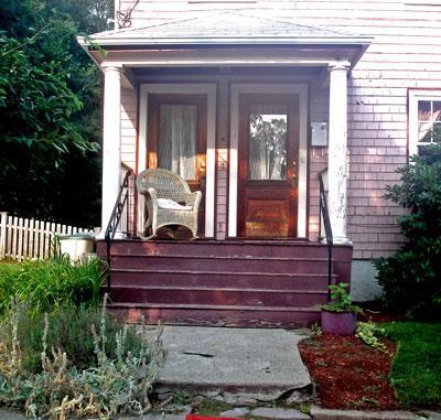 Auburndale Home Front Door