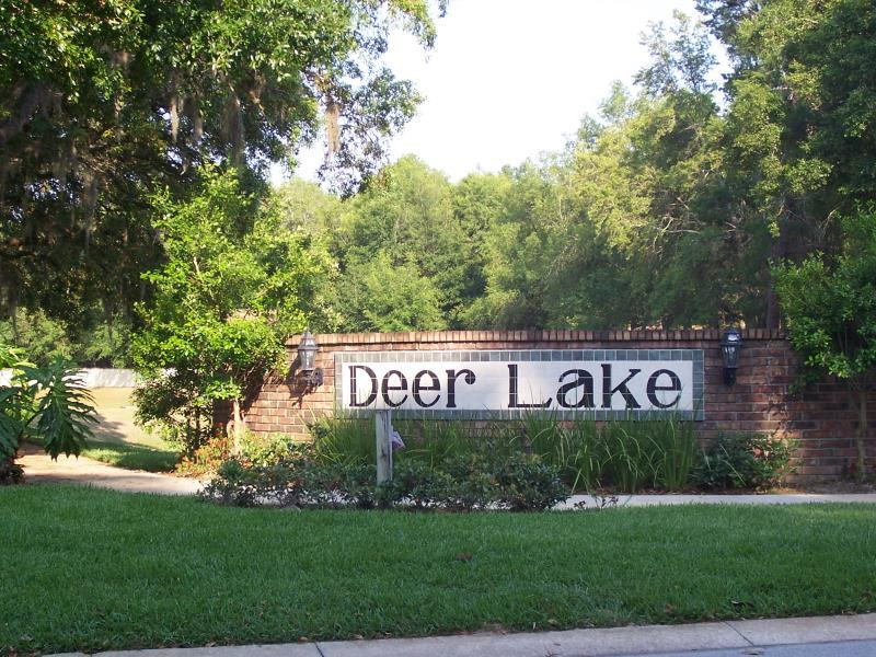 Deer Lake Apopka FL