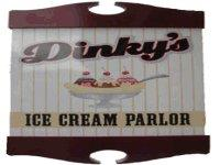 Dinkys Ice Cream Parlor in Bangor PA