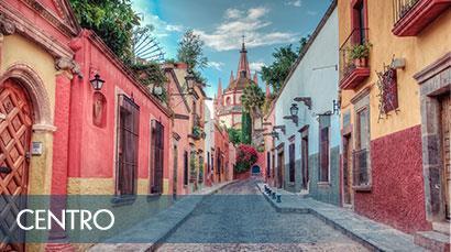 Centro Homes San Miguel de Allende