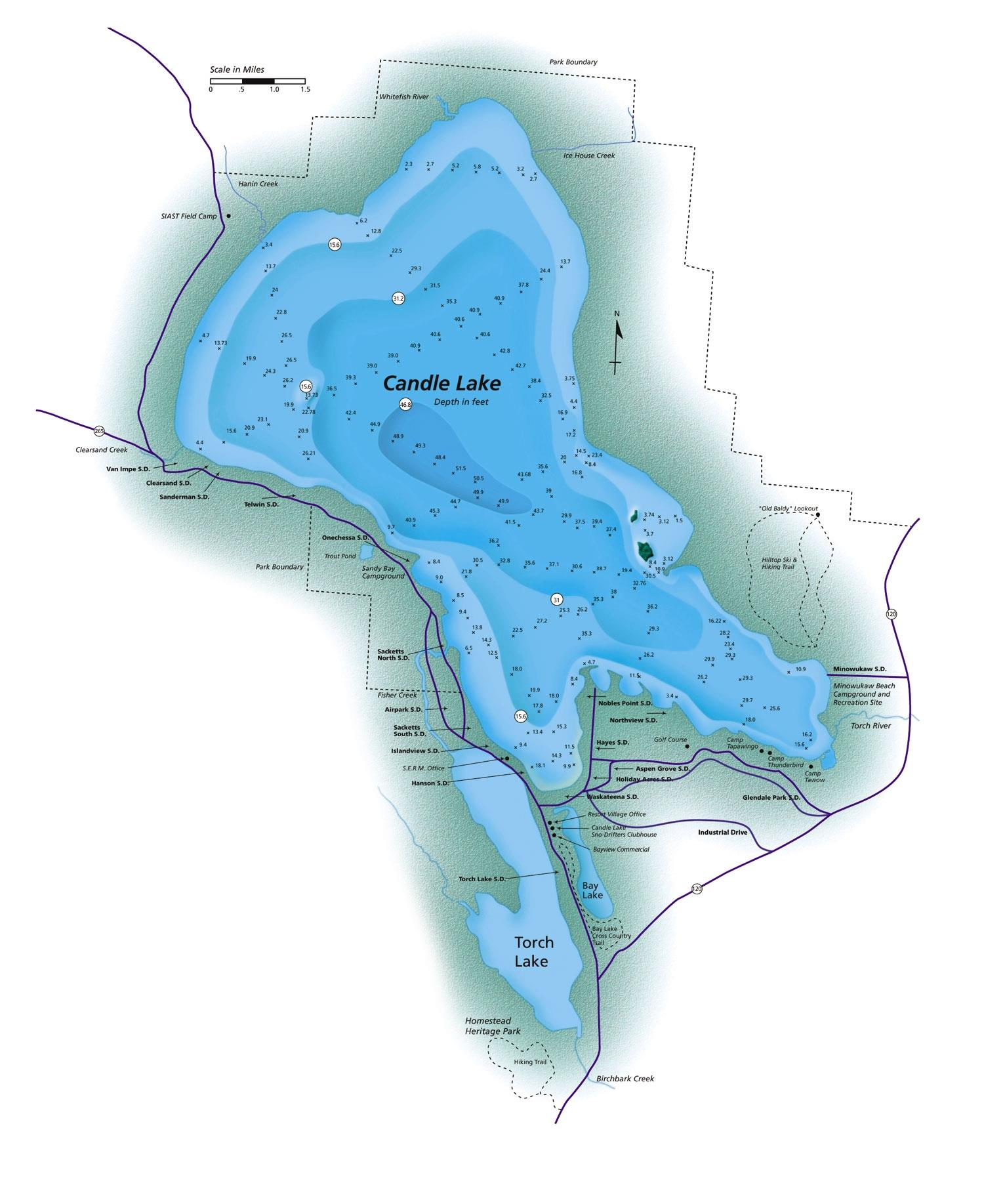 Map of Candle Lake - Debbie Mauthe Map Of Sask Lakes on map of saskatchewan, map of canada, ecuador rivers and lakes, duck hunting quill lakes,