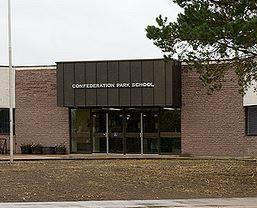 Confederation Park School Saskatoon Neighbourhood