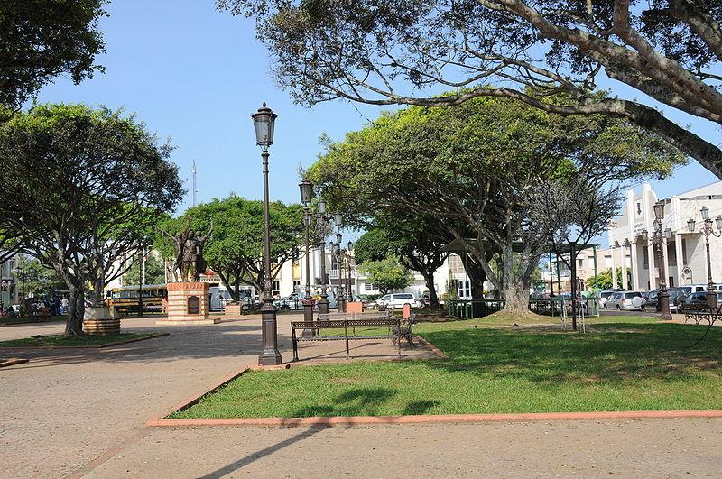 Dorado's Central Square