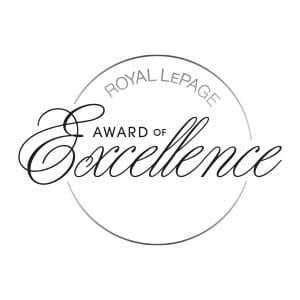 Lisa Tollis, Real Estate Salesperson, Receives, The Award of Excellence in 2012
