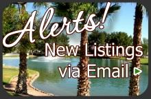 Create Your FREE Sun Lakes Listing Alerts Account