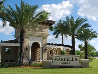 Marbella Lakes Naples Florida