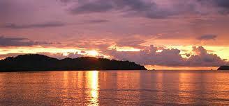 Playa Panama Sunset- Guanacaste Costa Rica