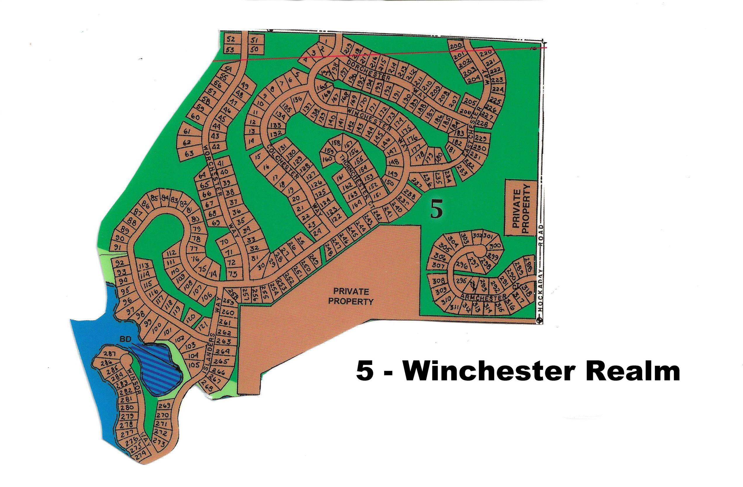 5   - WINCHESTER REALM (W)
