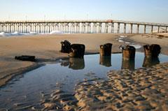 Caroina Shores NC real estate, pier
