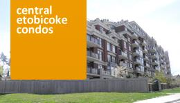 Central Etobicoke Condo Search