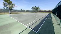 Indian Creek Basketball Court