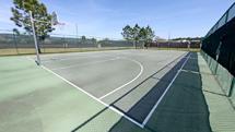 Indian Creek Basketball Court