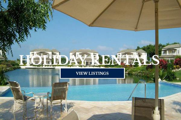 holiday rentals