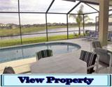 4 Bedroom Sunset Lakes Home to Rent with Lake View