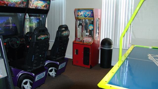Emerald Island Arcade