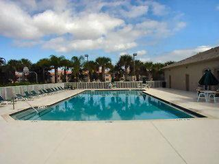 Heritage Greens Naples Fl community pool