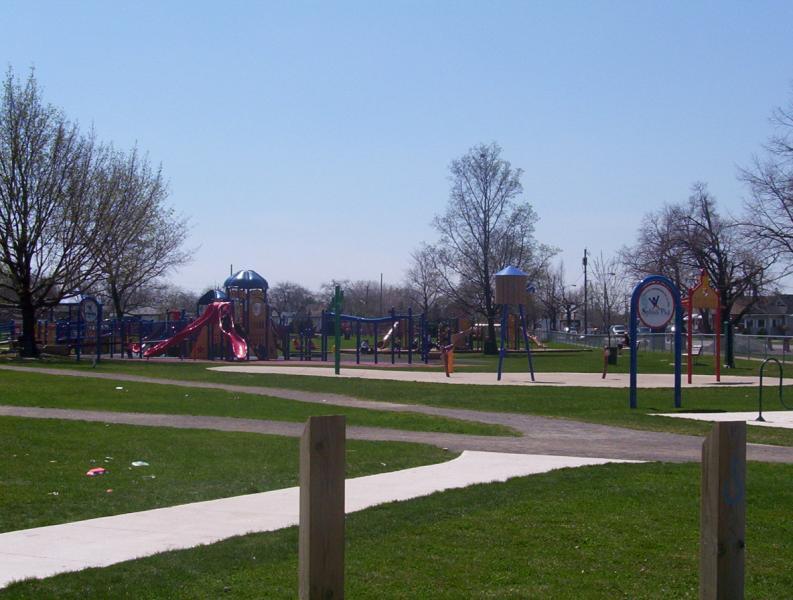 Lester B Pearson Park