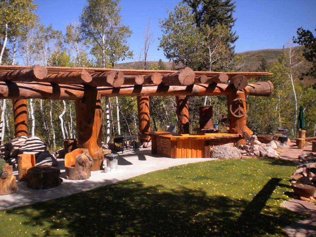 We Sale Log And Timber Products Half Log Siding Timber