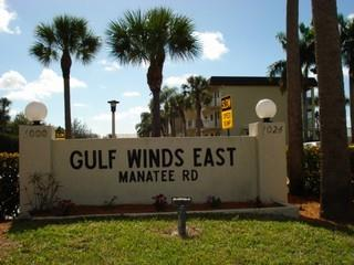 Gulf Winds East Naples Fl sign