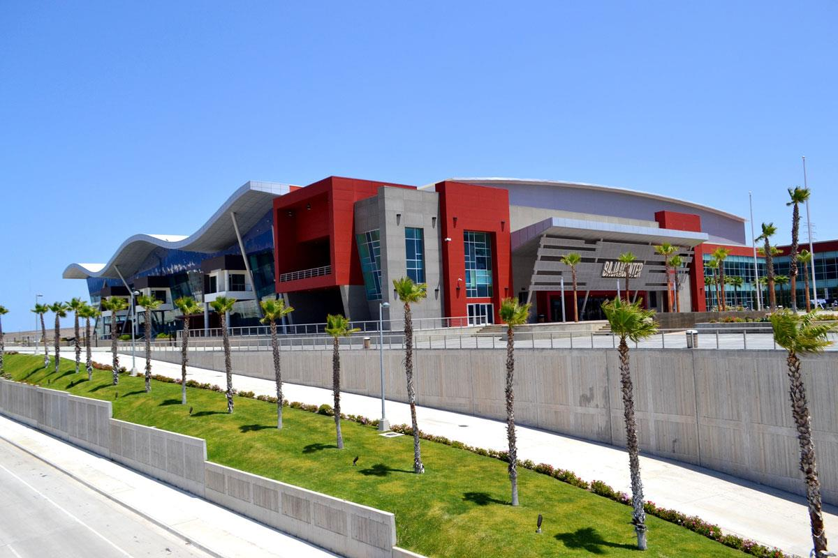 Baja California Convention Center Rosarito Beach