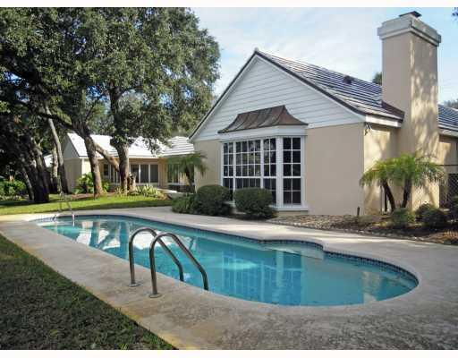 Country Club Pool Home