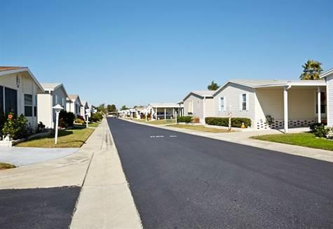 Advantages of Renting Your Mobile Home Lot