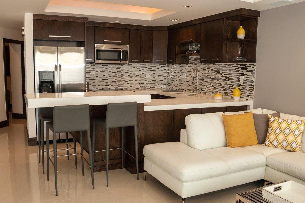 La Jolla Excellence interior finishes - Modern Kitchen