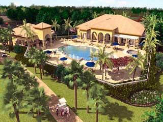 Heritage Bay Naples Fl community clubhouse