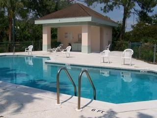 The Crossings Naples Fl community pool