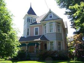 Queen Anne Style Home in Collegehill, PA