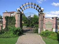 entrance to Jacksway cr