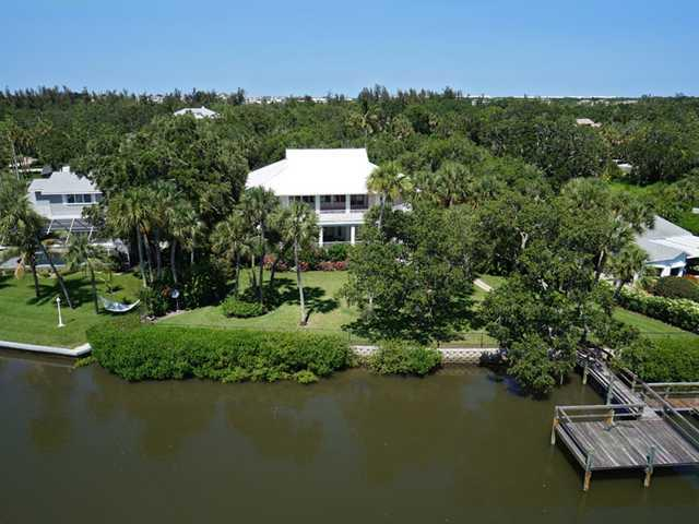 Riverfront Home in Vero Beach