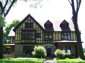 Tudor Style Home in College Hill, PA