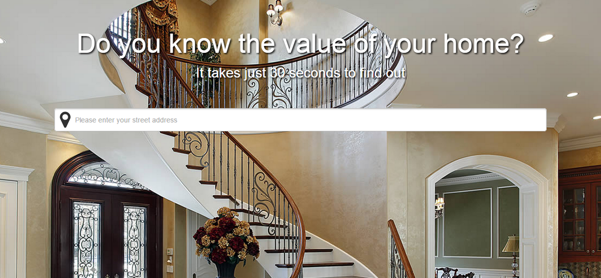 What is the current value of your home?