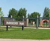 Parkridge Park Saskatoon Neighbourhood