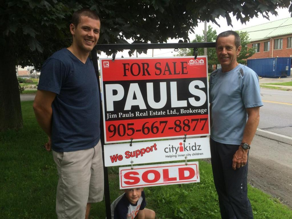 SOLD - Jim Pauls Real Estate
