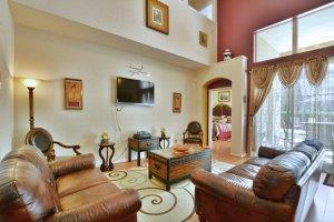 6 bed vacation rental in Windsor Palms Resort