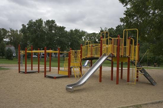 Buena Vista Park in Buena Vista, Saskatoon