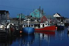 Nova Scotia harbour