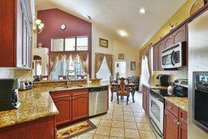 New Rental Home Windsor Palms 6 Bedroom near Disney World