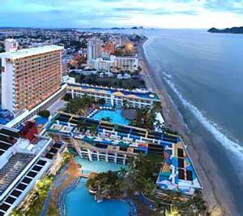 The Golden Zone, Mazatlan, Mexico