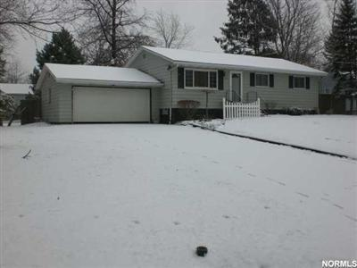 1501 Lincoln, Brunswick, Ohio 44212, 3 Bedroom Raised Ranch, Bank Foreclosure, Large Lot, Family Room w/ Fireplace