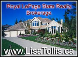 view listing for *- Lisa Tollis  Royal LePage State Realty, Brokerage -*