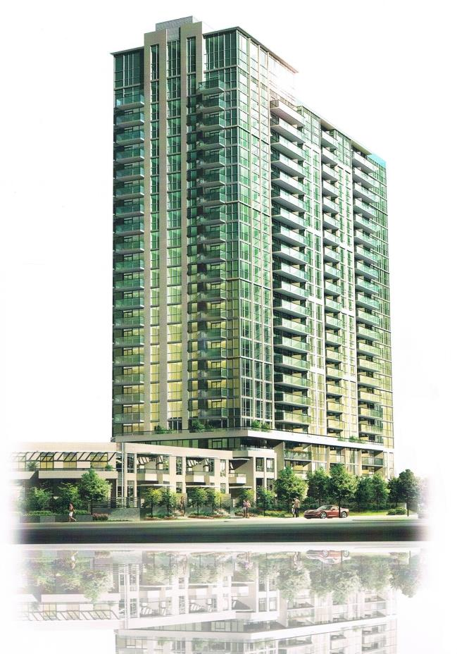 Mirage condominium Mississauga