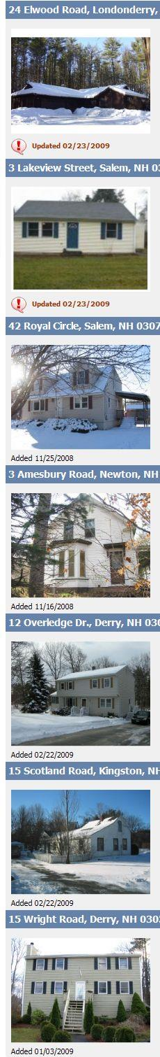 foreclosure listings NH