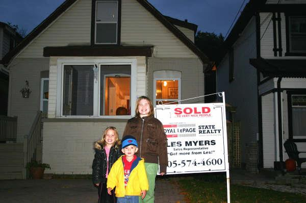 The goal is moving your house for sale to sold