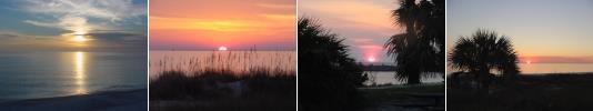 The Breathtaking Sunsets of Florida's Forgotten Coast!