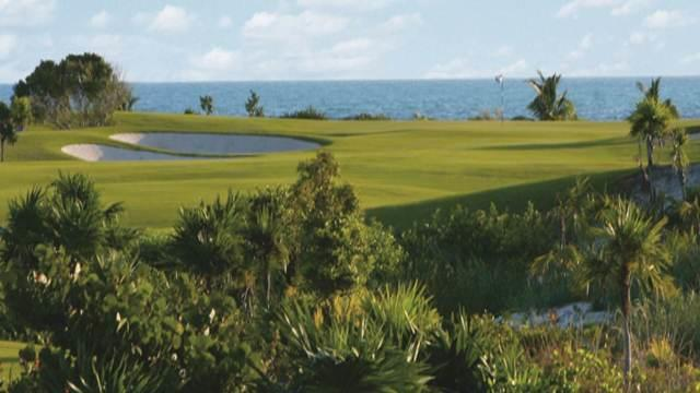 Isal Mujeres Golf Course